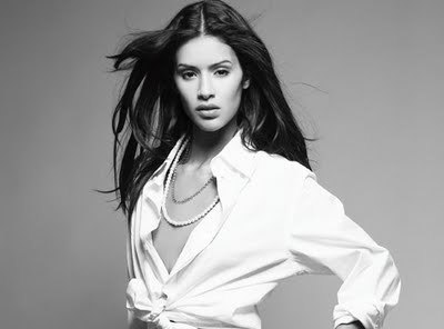 one of my favorite models Jaslene Gonzalez