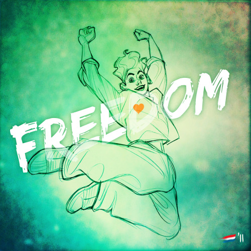 Freedom oldie from 2011