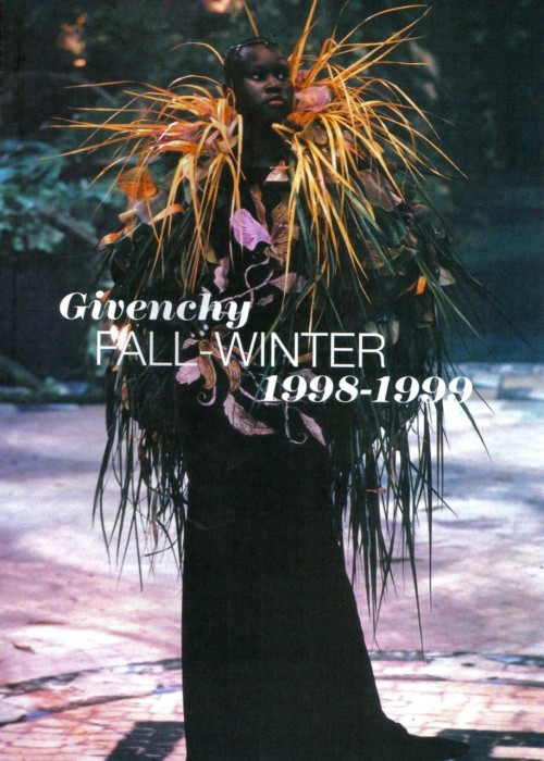 Givenchy Haute Couture Fall/Winter 1998