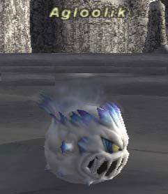 An agloolik, as seen in Final Fantasy XI.