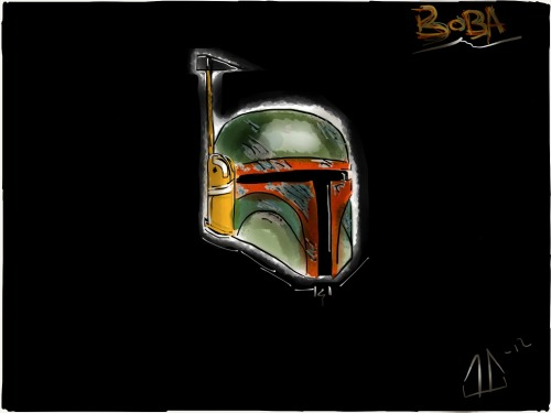 Boba…  Made with Paper