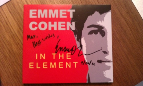 Max, Best wishes, Emmet Cohen 4/20/12
