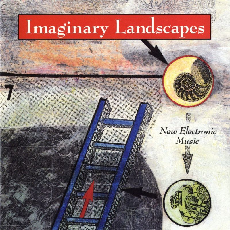 #nowplaying Various - Imaginary Landscapes: New Electronic Music