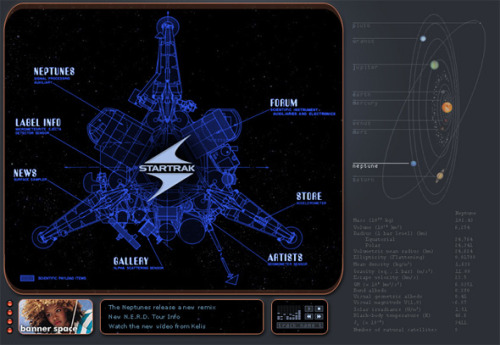 (via Fishbucket - Blog - Ten Years Ago Today: The First Star Trak Site)