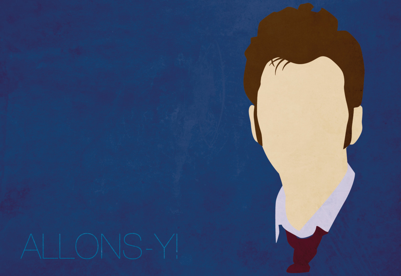 The Tenth Doctor. Might make a series out of these… not sure yet. Enjoy :) -Allons-y!