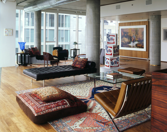 cabbagerose:  greenwich village loft/ali tayar via: alitayar