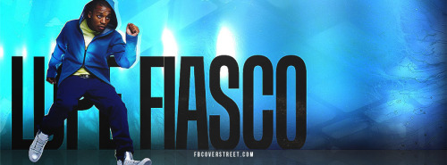 Lupe Fiasco 4 Facebook Cover