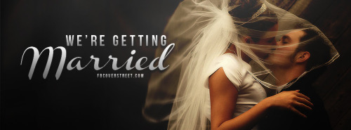 Were Engaged Facebook Covers