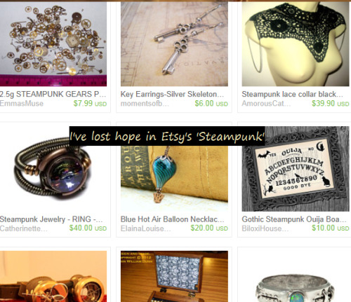 Picture from: http://www.etsy.com/search/?q=steampunk&order=most_relevant&view_type=gallery&ship_to=ZZ&ref=auto2