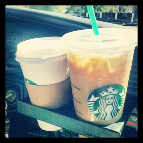 #starbucks #truelove #addict #coffee  (Taken with instagram)