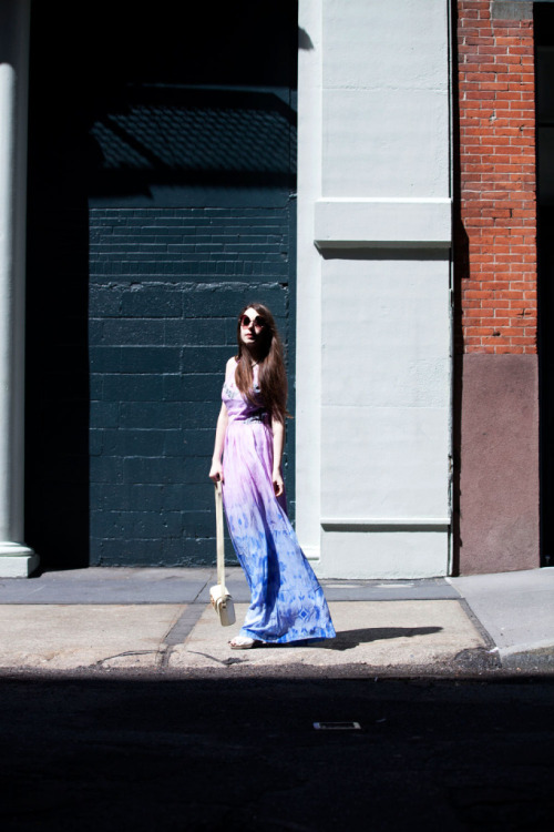 lestylechild:  Living The Addison Dream in this dress. CLICK! xo