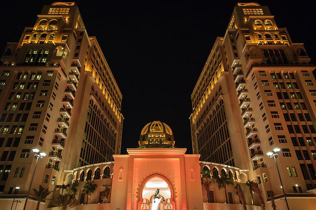 The St. Regis Doha on Flickr.Via Flickr: A $1bn hotel, and part of the Al Gassar Resort.lightbox.com/photo/EpW2dhe