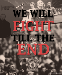WE WILL FIGHT TILL THE END by HGM-VDS