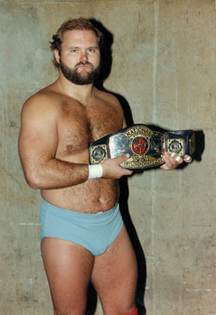 """The Enforcer"" Arn Anderson  via illegalforeignobject"