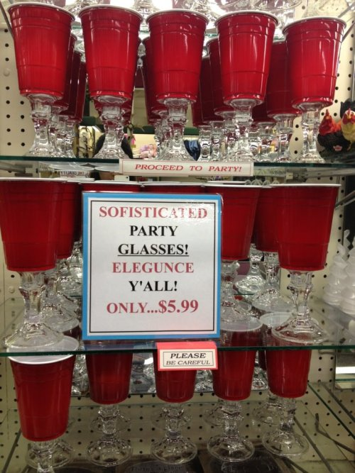 fancy beer pong cups