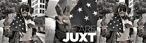 Juxt is the brainchild of four friends based in Seattle, WA. We are enthusiasts of mobile arts. We are fans of other art forms. We are artists in other art forms. Juxt was formed with intentions to learn and share more about this emerging and amazing world of mobile device artistry. (via About | wearejuxt.com)