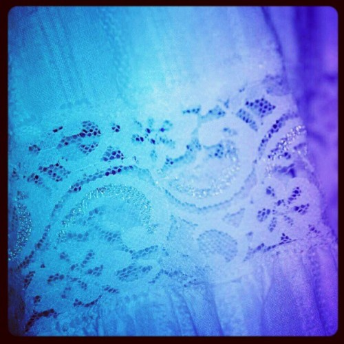 #pretty #lace (Taken with instagram)