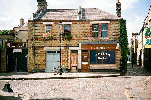 13neighbors:  this is one of my favorite corners in london (by brianwferry)