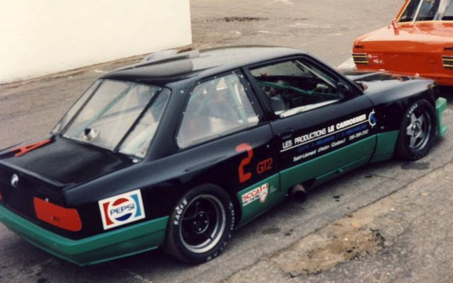 vs-design:  1990 BMW 318i GT2 Racing car