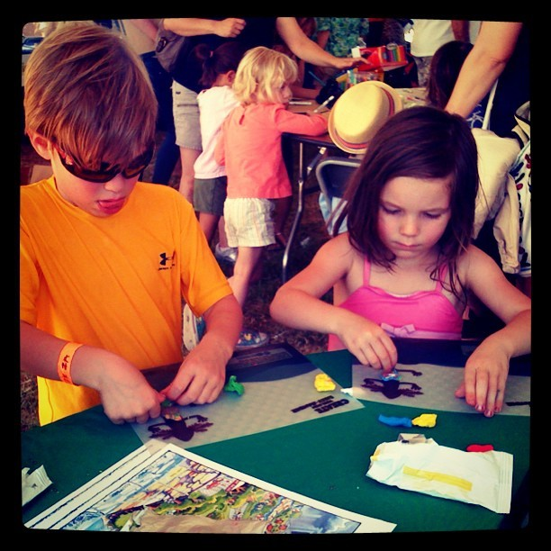 Making Sally-Manders at #EarthdayAustin !!! http://instagr.am/p/JvERSJBet-/