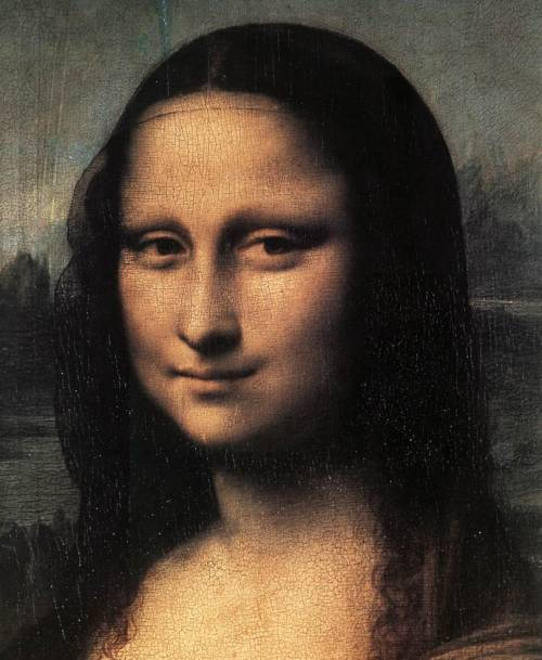 The Mona Lisa, by Leonardo Da Vinci, is on display at the Louvre museum in Paris.