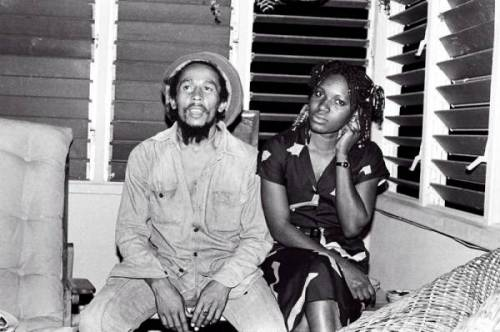"Bob Marley & Pascaline Bongo 'Princess of Gabon' LargeUp scores an exclusive interview with Kevin MacDonald–most famous until now for the Forrest Whittaker vehicle Last King of Scotland but about to become more famous for Marley, his documentary on the one and only Bob Marley (which hits big and small screens today). Both the film and Jesse Serwer's Q&A cut deep, touching on aspects of Bob's life which–amazingly, for one of the most famous figures of our era–have never come to light until now. Those include his final days and his struggle  with cancer (the subject of innumerable conspiracy theories) his torubled friendship with football star Alan ""Skilly"" Cole and his relationship with Pascaline Bongo (pictured with Bob, above) the 'Princess of Gabon' who invited him to play in Africa for the very first time. Pretty riveting stuff for any serious Marley fan. Read a short excerpt below and click the links below for the full interview, as well as video of Bob's historic performance at Zimbabwe's Independence celebrations, recorded thirty-two years ago–almost to the day (April 17th, 1980).  LU: How did you come on that story of the princess of Gabon? KM: I had been told by a few people that she had been very important in the last years of his life, in introducing him to Africa. The first time he played in Africa he was invited by her father but her, really. That seemed like a key point in his life. Obviously Africa means so much to him. I thought here's a bizarre story, a strange individual in this incredibly luxurious environment and you feel like that's a million miles from Trenchtown, so that appealed to me. They'd had a relationship that went beyond just a girlfriend relationship, I think she'd been also instrumental in a couple things in his life. She visited him in Germany before he died.  »Read more (via LargeUp) »Watch video of Bob Marley's historic Zimbabwe Concert"