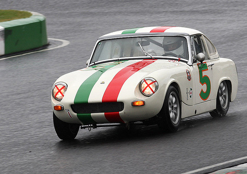 Learning italian Starring: Ashley GT Sprite (by roger@deepcar)