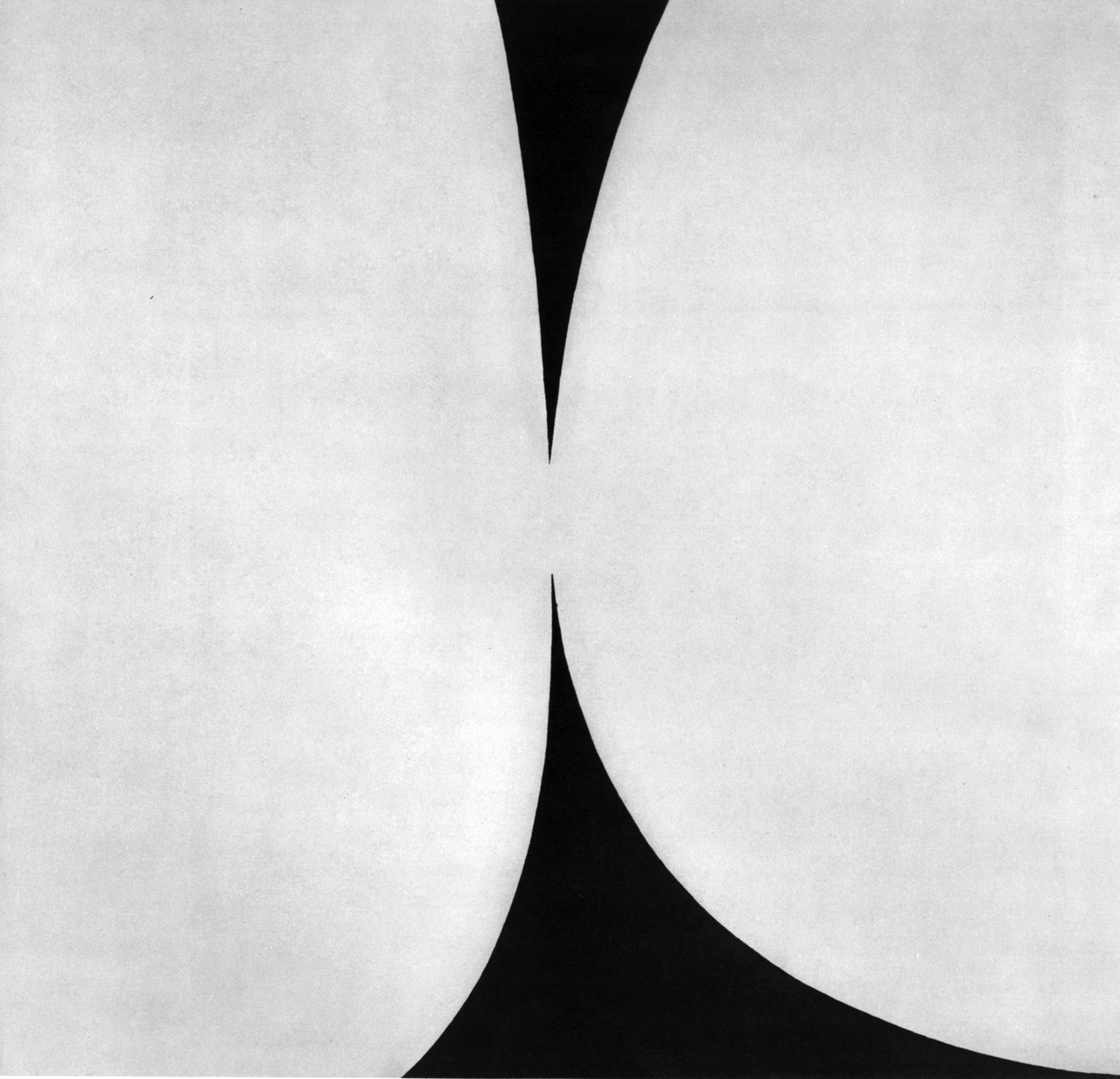archiveofaffinities:  Ellsworth Kelly, Rebound, 1959