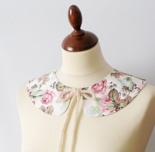 Peter Pan Collars are soooo cool!Click here to see my favourites…