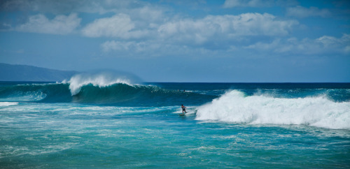 North Shore Hawaii. Pipe and Ehukai were epic that day.