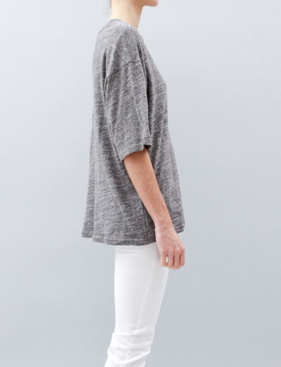 explosionspace:  Isabel Marant Eliot Top Grey