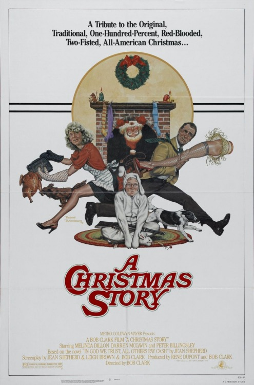christmasmagicallyear:  Day 01: What is one movie you have to watch every year at Christmas?  A Christmas Story… Not just because it's on TBS for 24 straight hours, but because it's tradition in my family. :)   It's tradition that me and all of my siblings watch this when we wake up in the morning (usually 3 or 4am) and then in the late afternoon, my whole family watches Christmas Vacation together. Both are traditions!