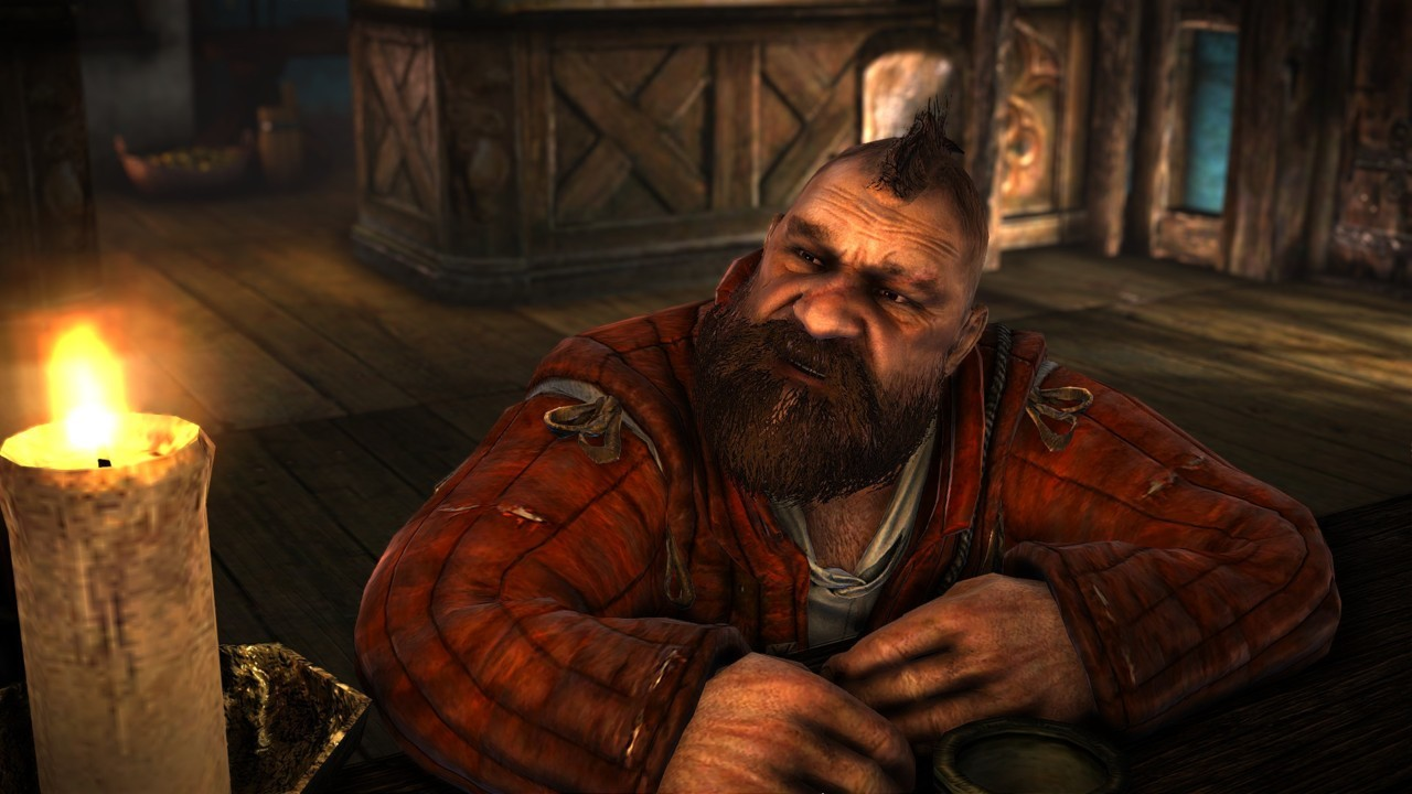 Every good Dwarf has a good Mohawk…