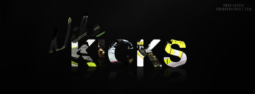 Nike Kicks Facebook Cover