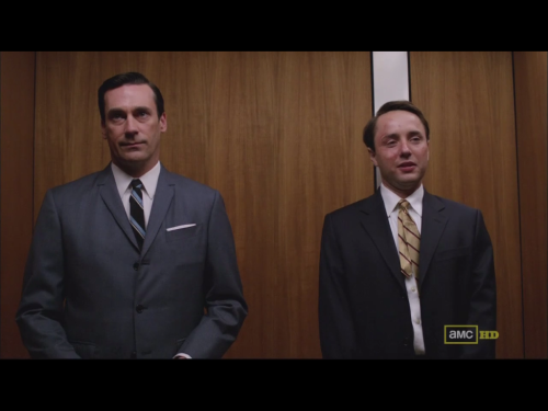 Our review of Mad Men S5 Ep5 - Signal 30 - It's all about Pete