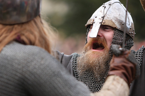 fuckyeahvikingsandcelts:  Victorious Vikings by jimoftheday on Flickr.