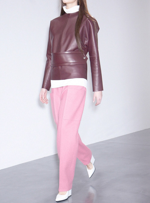 #celine fw 2012# #fashion week#