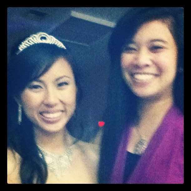 Happy18th birthday Janejane! :) hehehe #debut #growingup #adulthood #ishouldvepostedthislastnight LOL (Taken with instagram)