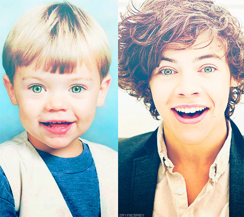 Harry Baby, awwwn. xx