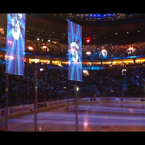 Let's go boys. #canucks  (Taken with instagram)