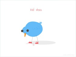 Bird Shoes Now made with new light-weight material!