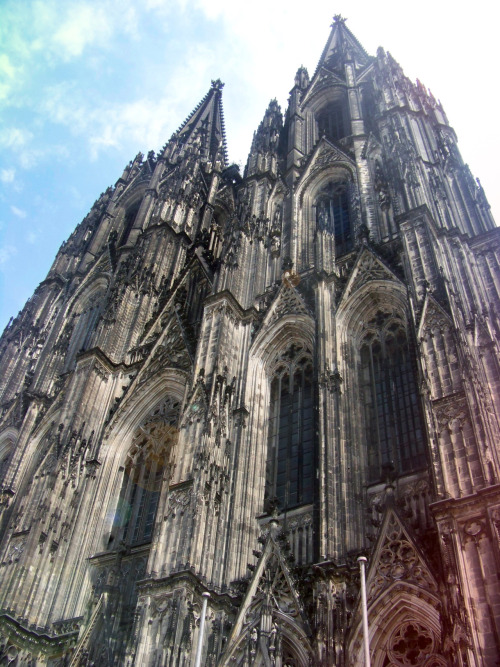 radrachel:  Cologne Cathedral in Köln, Germany
