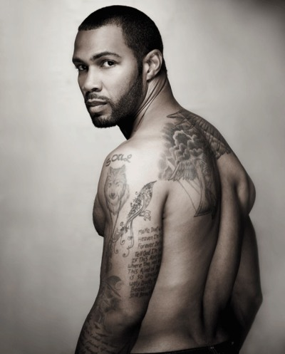 #TY Sparkle for introducing me to @OmariHardwick - I'll dub him the movies' honorary #beefcake & my new obsession.