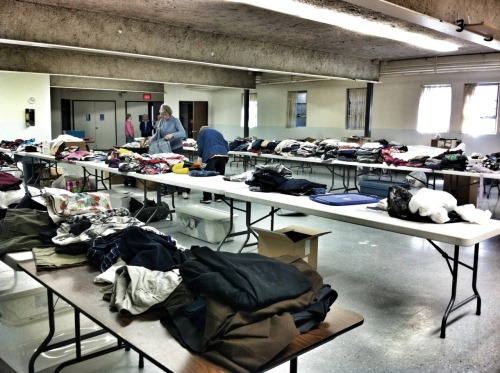 We are continuing to sort clothes this week and still need assistance. Marlene will have a white sign-up poster at the welcome table again, so please sign up. Donations of cookies will also be appreciated. Cookie box will be in the foyer or back of the sanctuary.
