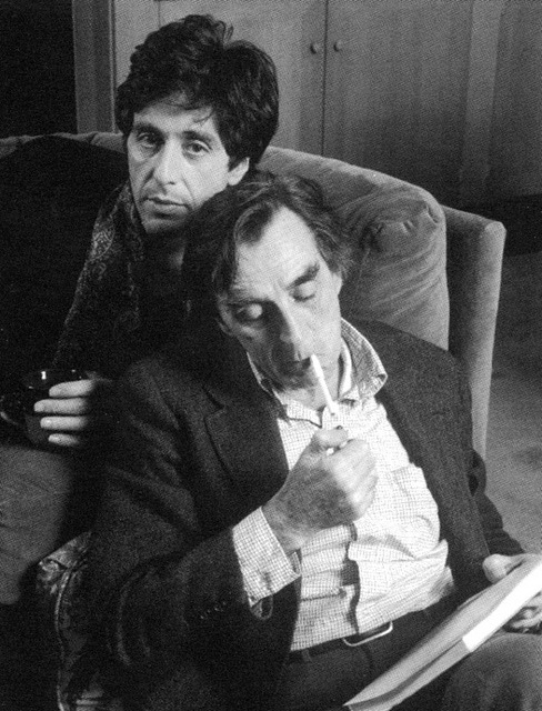 Al Pacino & Charlie Laughton by abitrusty on Flickr.