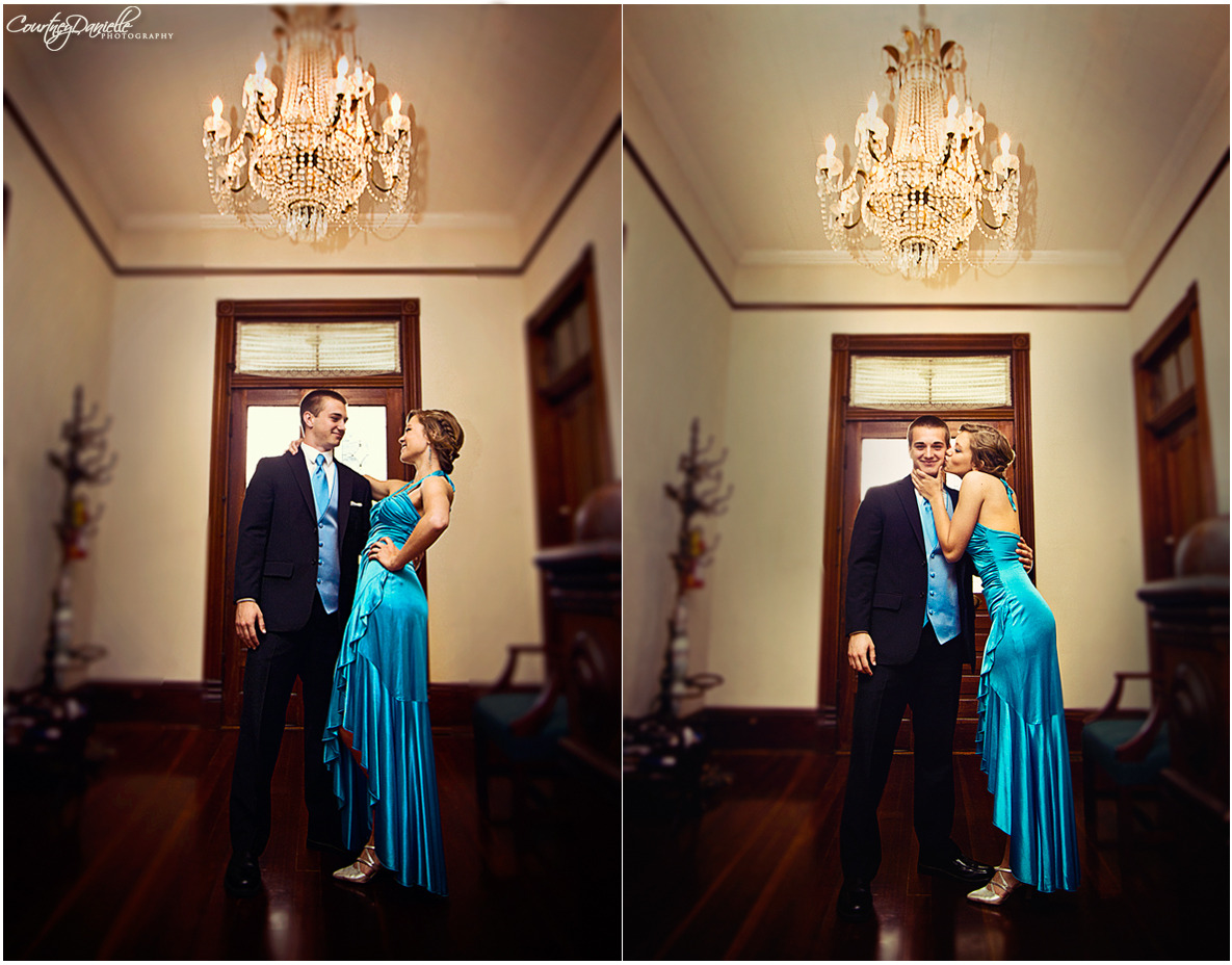 A couple of shots I took for Vivian and Taylor yesterday for their prom!