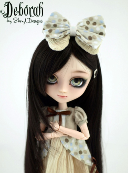 pullipdolls:  Deborah_01_sesion01_ by Sheryl Designs