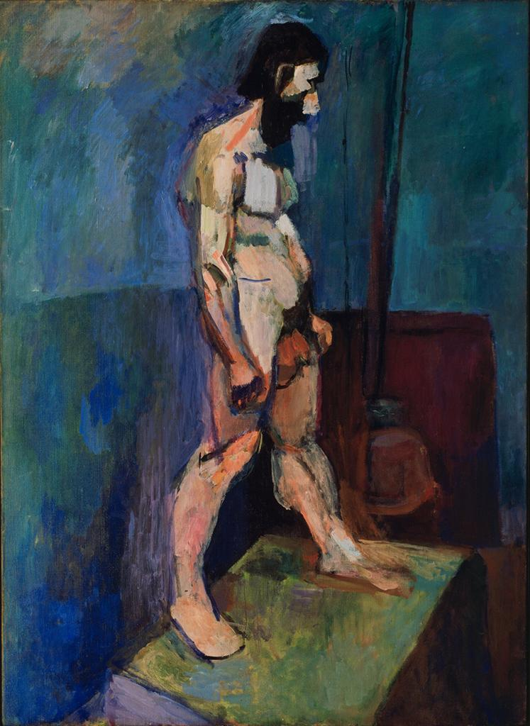 Male Model, 1900Henri Matisse noladocvic7 answered your question: Henri Matisse