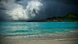 Rainy St Barthelemy by Fred911 on Flickr.