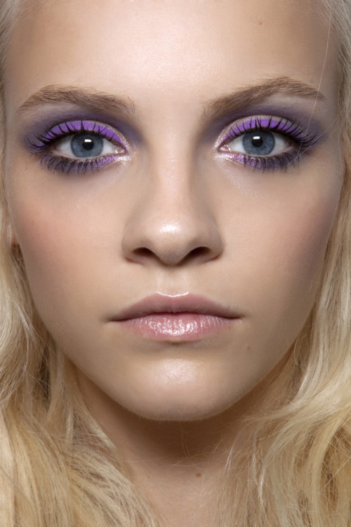 createthislookforless:  Purple Makeup e.l.f. Studio Cream Eyeliner (Punk Purple)#mce_temp_url# Almay Intense i-Color Kohl Eyeliner for Brown Eyes Eye Liners Stila Smudge Stick Waterproof Eye Liner Maybelline EyeStudio Eyeshadow Quad 1 set NYX Trio Eye Shadow NARS Duo Eyeshadow